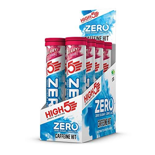 High5 Zero X'treme Berry (8 Tubes), 1er Pack (1 x 640 g)