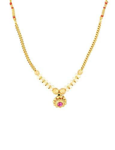 Buy Womens Trendz Traditional Handmade Jewellery Jijamata Thushi 24K Gold  Plated Alloy Necklace for Women and Girls Online at Low Prices in India  adafdb01a6