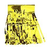 NUOLUX Tissue Paper Tassel DIY Party Garland Decoration,20pcs,4 Colors