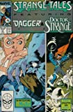 img - for Strange Tales Featuring Dagger & Doctor Strange Vol. 2 No. 11 Feb. 1988 1987 book / textbook / text book