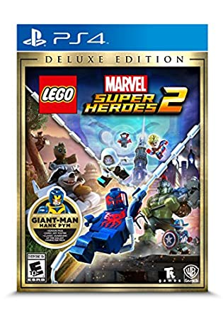 LEGO Marvel Superheroes 2 Deluxe - PlayStation 4