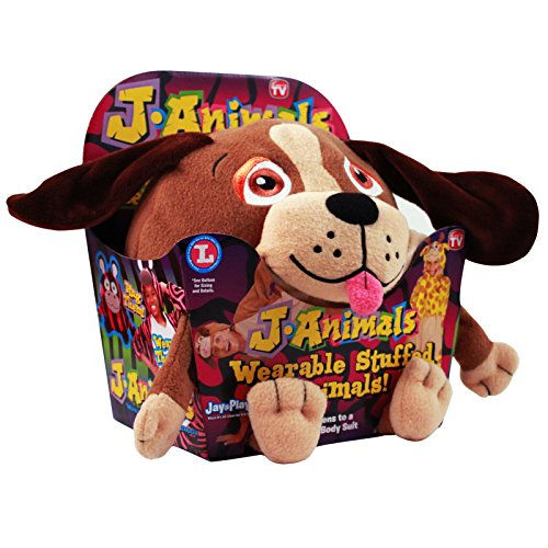 Jay at Play Dog J Animals Wearable Stuffed Animals Puppy Costume Large 5'+ or 155cm+