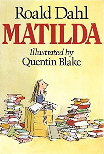 Matilda by Dahl, Roald (1988) Hardcover: Roald Dahl: Amazon.com: Books