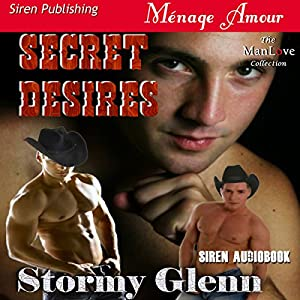 Secret Desires Audiobook
