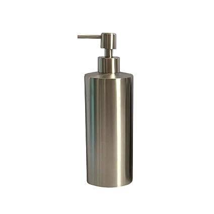 OUNONA - Dispensador de jabón líquido de Acero Inoxidable 304 para Cocina y baño (550