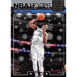 6e7f5d154 2018-19 NBA Hoops Holiday Lights Camera Action  8 Joel Embiid Philadelphia.