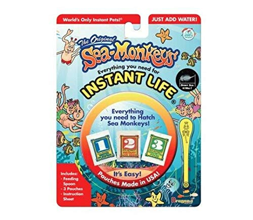 (The Original Sea-Monkeys; Instant Life)
