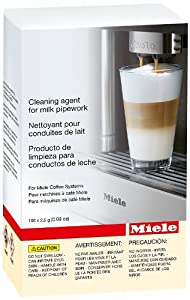 Cleaning agent for Milk Pipework Miele machines cva 5060/5065 by Miele