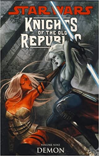 Image result for knights of the old republic vol 9