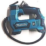 マキタ(Makita) 充電式空気入れ(バッテリBL1015・充電器DC10SA・ケース付き) MP100DSH 本体: 奥行23.5cm 本体: 高さ17.3cm 本体: 幅7.4cm