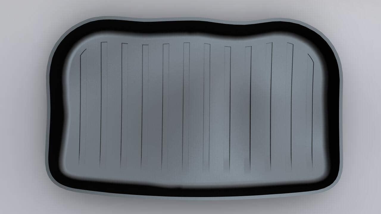 Tesmanian Tesla Model Y Rear Trunk Well Storage Mat Cargo Liner 2020