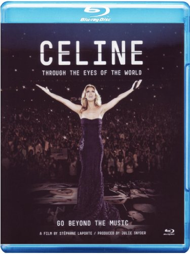 Blu-ray : Celine Dion - Through the Eyes of the World (2010) (Germany - Import)