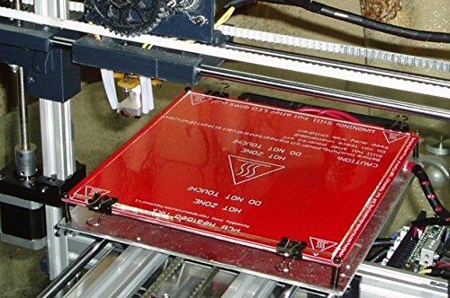 Amazon.com: 3D printer ReprapMK2 heating beds Tempered ...