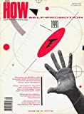 img - for How: Ideas & Techniques In Graphic Design; Sept/Oct 1991; Vol 6, No 6 (6) book / textbook / text book
