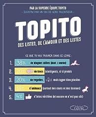 Topito : Des listes, de l'amour et des listes par  Topito