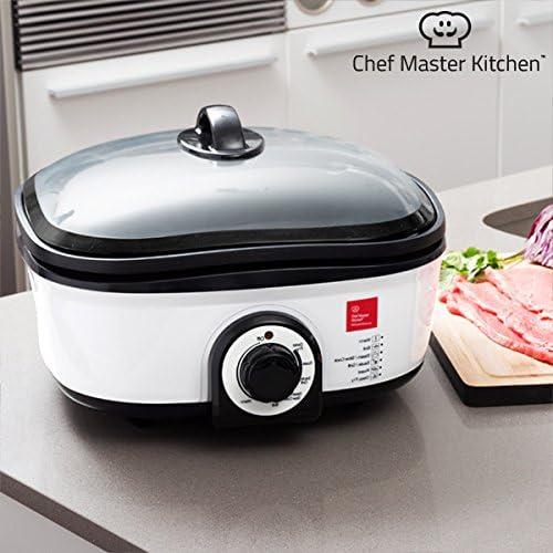 Robot de Cocina Quick Cooker: Amazon.es: Hogar