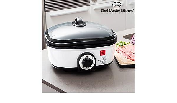 Chef Master Kitchen Robot de cocina Quick Cooker: Amazon.es: Hogar