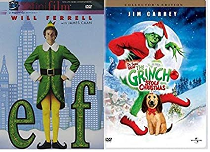 The Grinch Who Stole Christmas Movie.Amazon Com Elf Dr Seuss How The Grinch Stole Christmas