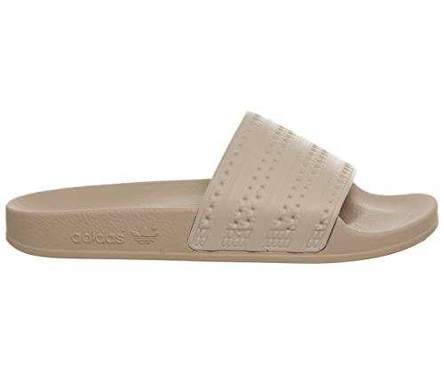 28f7cd711eca37 adidas Adilette Slider Ash Pearl - 4 UK