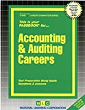 img - for Accounting & Auditing Careers(Passbooks) (Career Examination Passbooks) book / textbook / text book