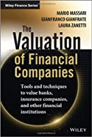 The Valuation of Financial Companies Front Cover