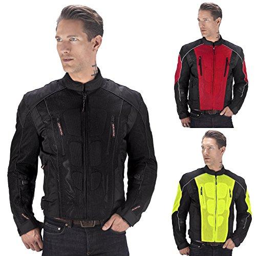 Black Motorcycle Jacket - 4