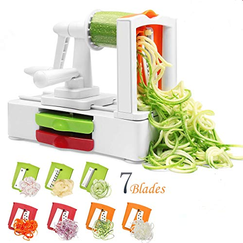 Spiralizer Vegetable Spaghetti Gluten Free Container product image