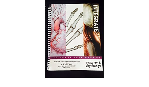 Laboratory Manual for Anatomy & Physiology Cat Version for Ivy Tech ...