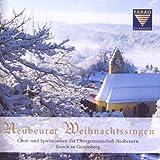 Neubeurer Weihnachtssingen - Chor- und Spielmusiken der Chorgemeinschaft Neubeuern