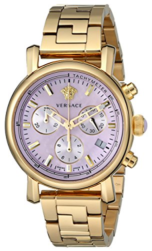 Versace-Womens-VLB100014-Day-Glam-Gold-Ion-Plated-Stainless-Steel-Watch