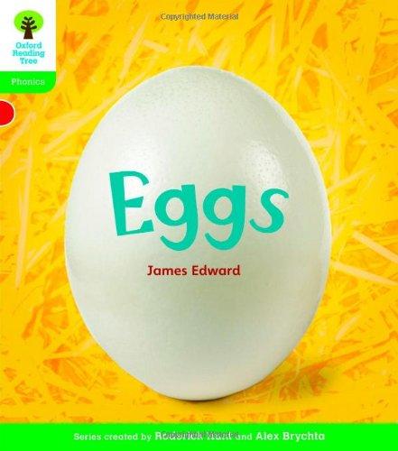 Oxford Reading Tree: Level 2: Floppy's Phonics Non-Fiction: Eggs (Floppy Phonics)