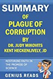 Summary of Plague of Corruption by Dr. Judy Mikovits and Kent Heckenlively, JD: Restoring The Faith In The Promise Of…