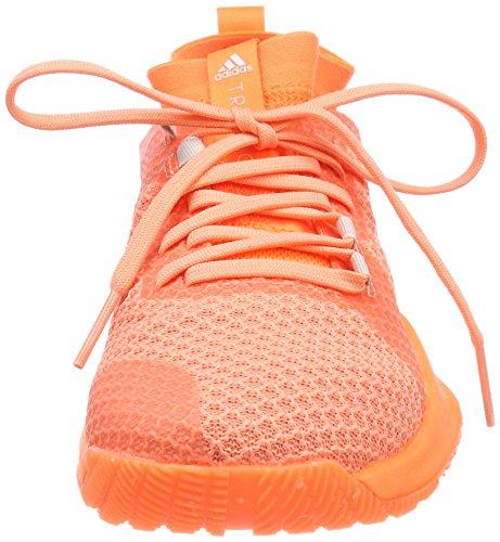 Adidas Dame Crazytrain Pro 3,0 FitnessSko Lyserød (kridt Koral / Kridt Perle / Hi-res Orange)