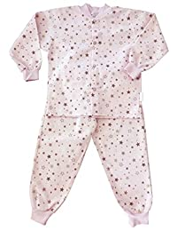 Snoozers 100% Cotton Flannel Pajamas by Timeke