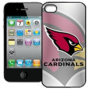 NFL Arizona Cardinals Iphone 4 and 4s Case Cover