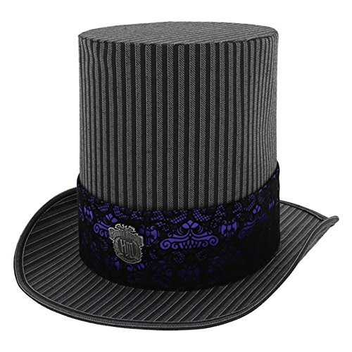 Disney Parks Haunted Mansion Groom Top Hat New With ()