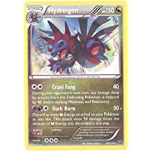 Pokemon - Hydreigon (86/114) - XY Steam Siege - Holo