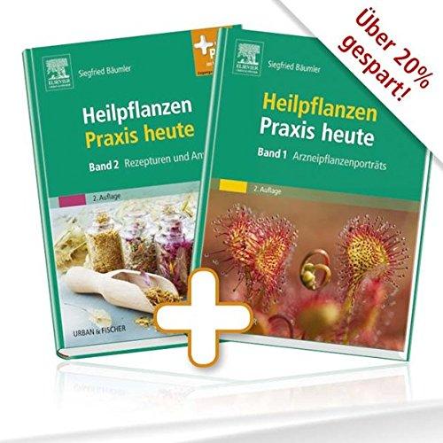 Heilpflanzenpraxis heute Bd. 1 und Bd. 2, Paket