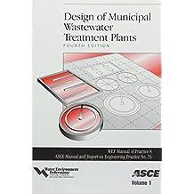 Design of Municipal Wastewater Treatment Plants