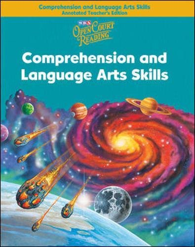 Open Court Reading - Comprehension and Language Arts Skills Annotated Teachers Edition - Grade 5