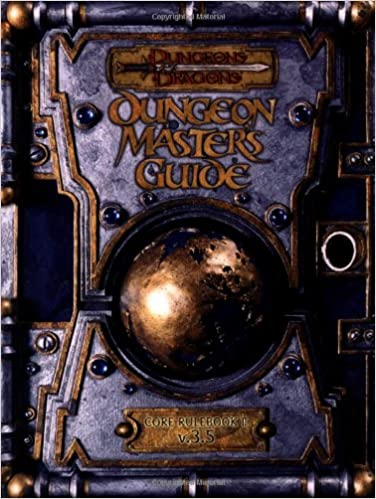 Dungeon Master S Guide Core Rulebook Ii V 3 5 Dungeons Dragons