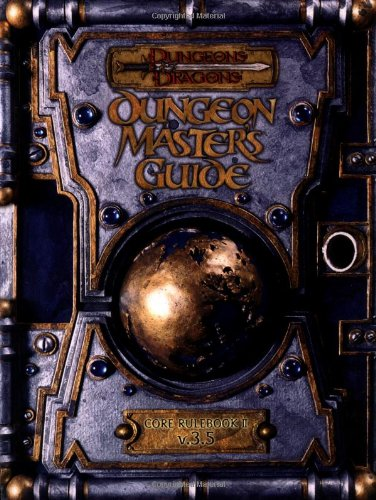 Read Online Dungeon Master's Guide: Core Rulebook II v. 3.5 (Dungeons & Dragons d20 System) pdf