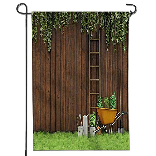 Patriotic Garden Flag,Double-sided,eGardening Material Tools