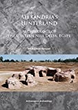 Alexandria's Hinterland : Archaeology of the Western Nile Delta, Egypt, Kenawi, Mohamed, 1784910147