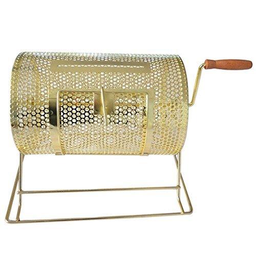 真鍮Small Raffleチケットドラム(直径7