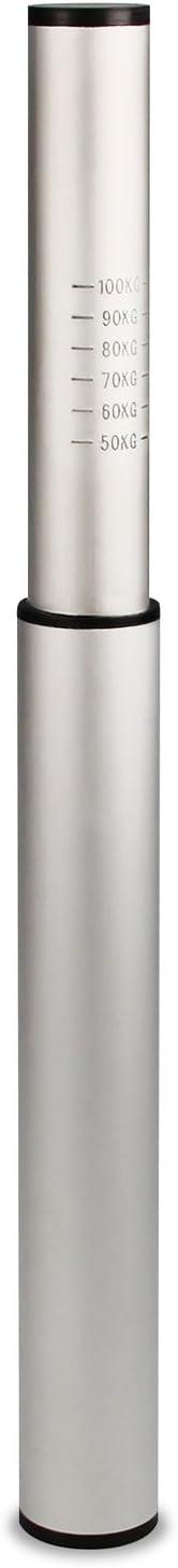 Unitec 10038聽Noseweight Indicator Gauge聽-聽Maximum Load 100聽kg Aluminium