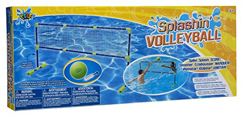 POOF Splashin' Volley Ball