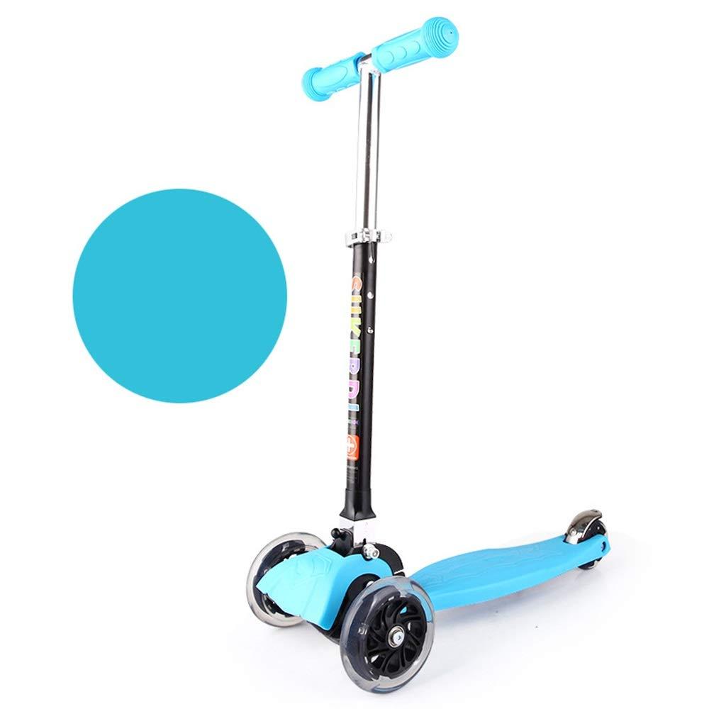 値頃 Meet now 2 - 8歳の子供のための三輪スクーターは、折りたたみと下げることができ ( )、4つの速度で調整可能、フラッシュホイールのデザイン 2、持ち運び 品質保証 ( Color : Blue ) B07R1V627W, 工事資材通販 ガテンショップ:644a799b --- svecha37.ru
