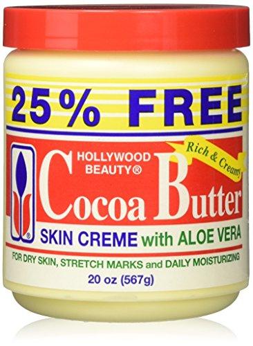 (Hollywood Cocoa Butter with Aloe Bonus, 20 Ounce)