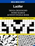 Lucifer Trivia Crossword Word Search Activity
